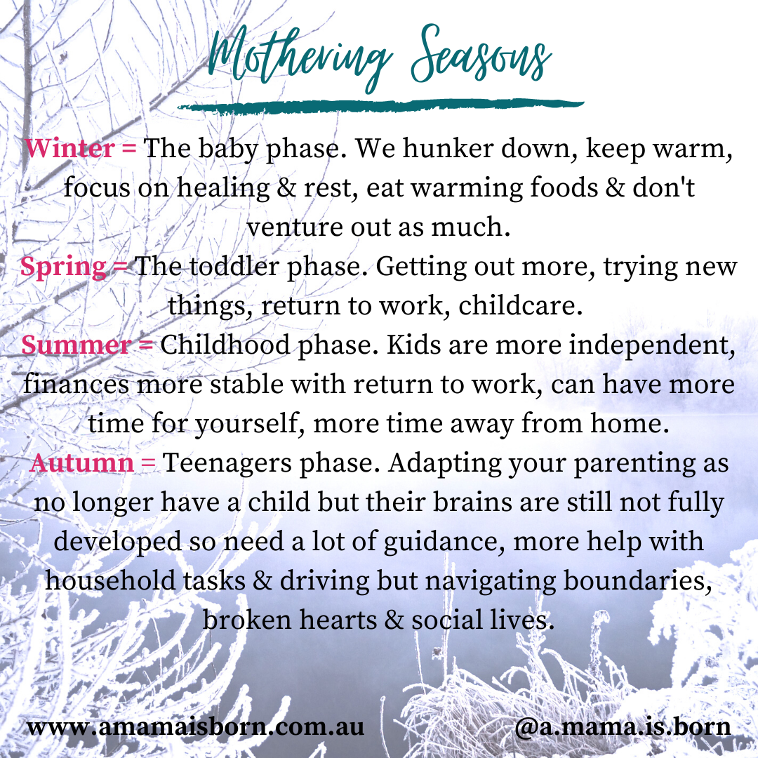 You are currently viewing Mothering Seasons