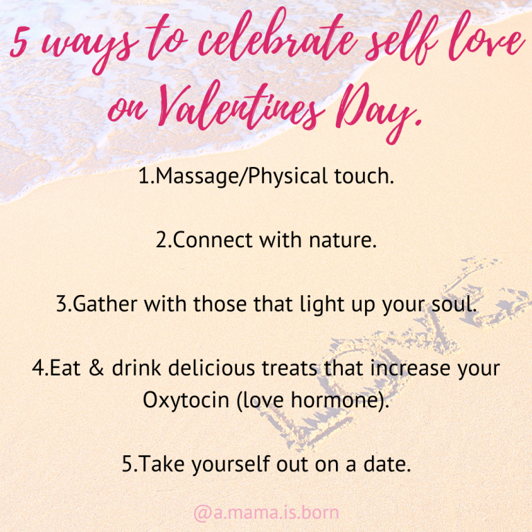 Read more about the article 5 ways to celebrate self-love on Valentines day (or any day).